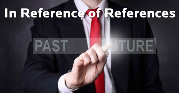 In Reference of References