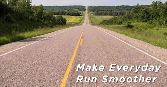 Make Everyday Run Smoother