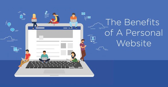 The Benefits of A Personal Website