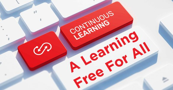 a learning free for all