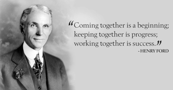 Working Together For Success
