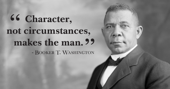 Character Makes The Man - Monday Motivation