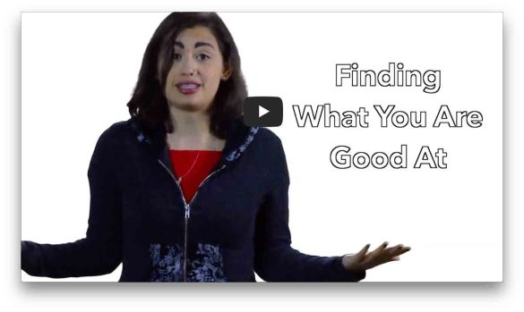 Finding What You're Good At