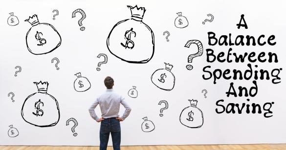 Finding A Balance Between Spending And Savingook
