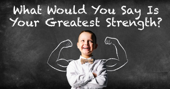 Put Some Muscle Behind The Greatest Strength Question