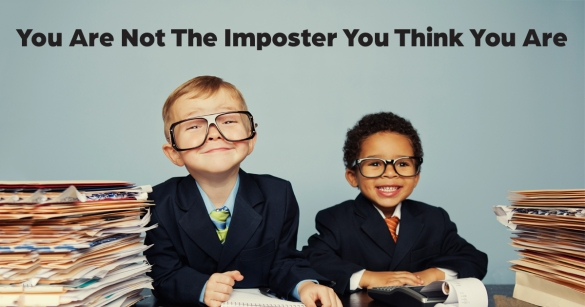 You Are Not The Imposter You Think You Are facebook
