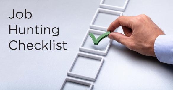 Job Hunting Checklist