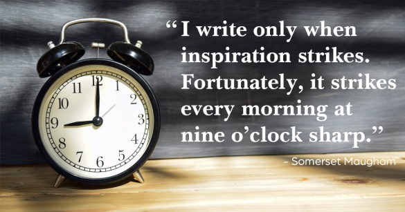 Create Inspired Time