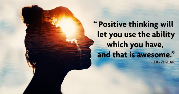 Untap Your Potential With Positive Thinking