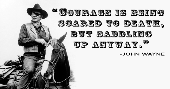 The Most Courageous People Are Still Afraid