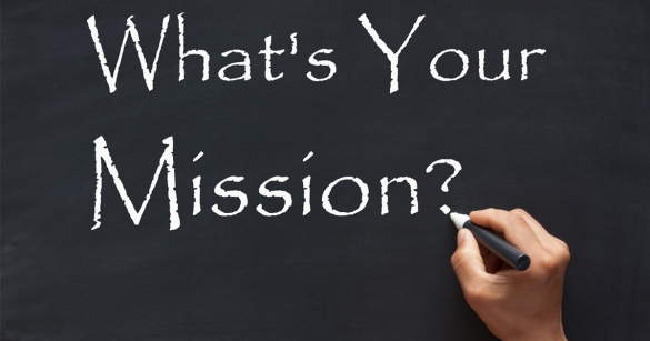 Why You Need A Personal Mission Statement