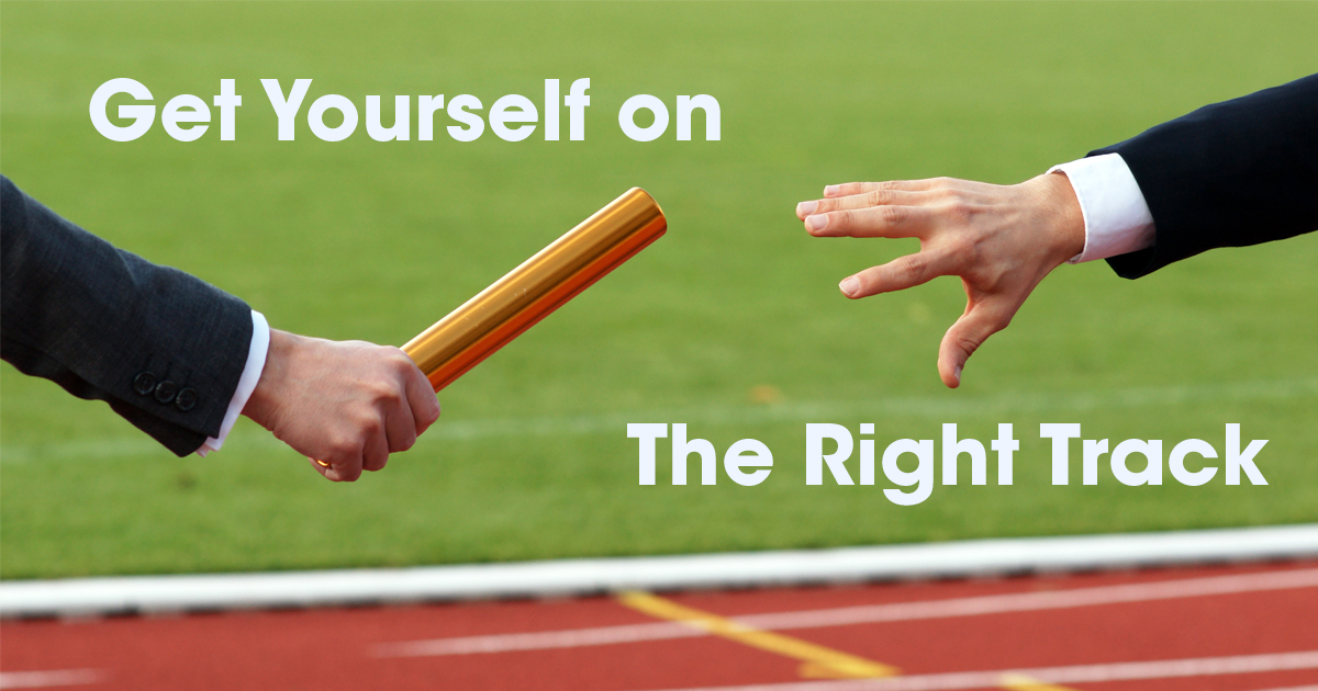 Get Yourself on The Right Track