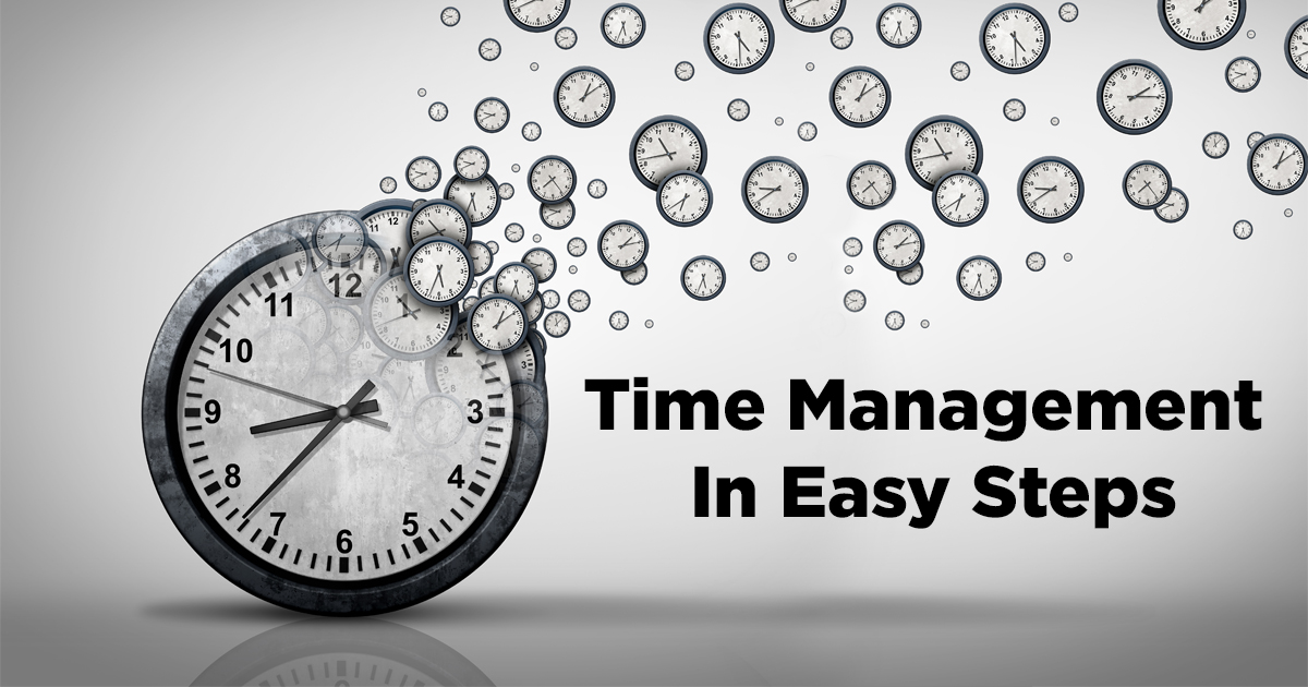 Time Management In Easy Steps