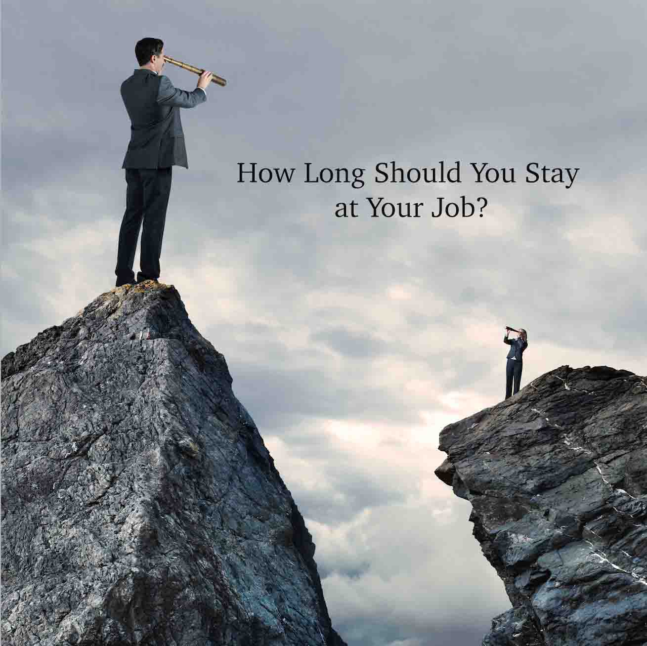 How Long Should You Stay at Your Job